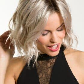 Isabella Mono SF (Platinum-Blond-Grey-Root)