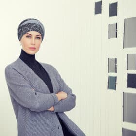 Christine Headwear Shakti Turban 1418-0664