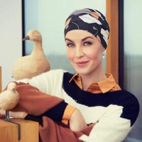 Christine Headwear Yoga turbaani